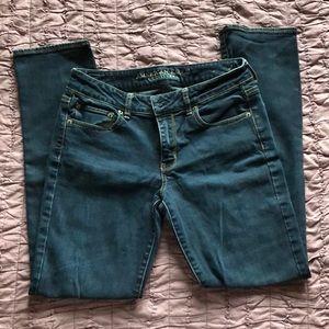 AE Straight Jeans - Dark Ink